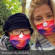 maryam alakbarli mask of art marion la m