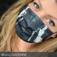bruno gadenne 2 mask of art le refuge.jp