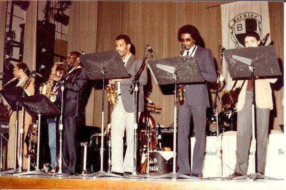 My second Jazz Concert at the Berklee Performance Center!