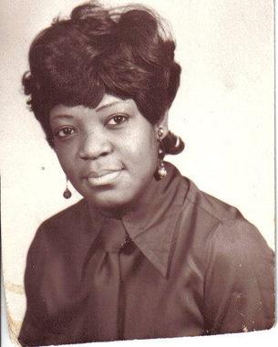 My sweet and loving Mom...