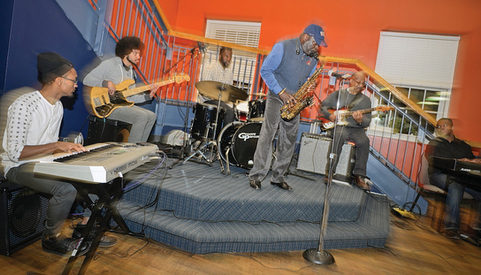 The First VSU Dr. Billy Taylor Monday Night Session Band