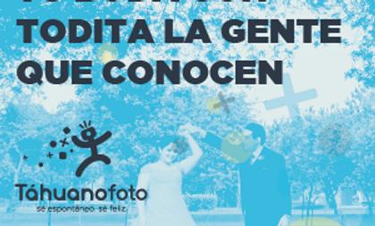 Tu Boda Con Todita La Gente Que Conocen / 11 Horas / F