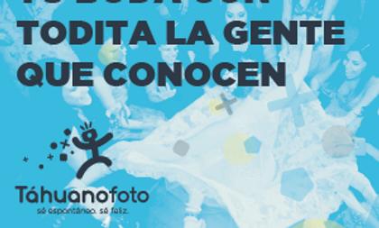 Tu Boda Con Todita La Gente Que Conocen  / 11 Horas / F&V
