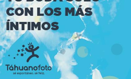 Bodas Solo Con Los Más Íntimos / 2 Horas / 1 Tahuano