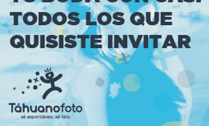 Tu Boda Con Casi Todos Los Que Quisiste Invitar / 10 Horas / F&V
