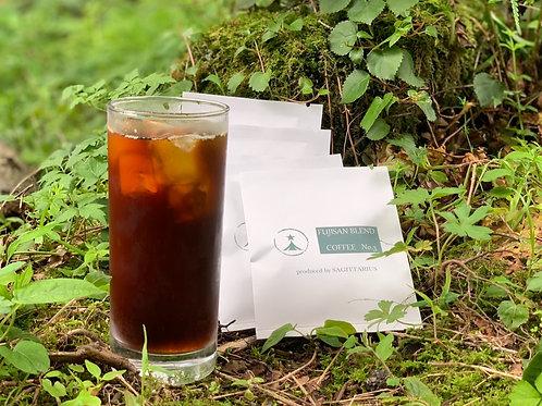 FUJISAN COFFEE  No.3ドリップパック 5袋入り