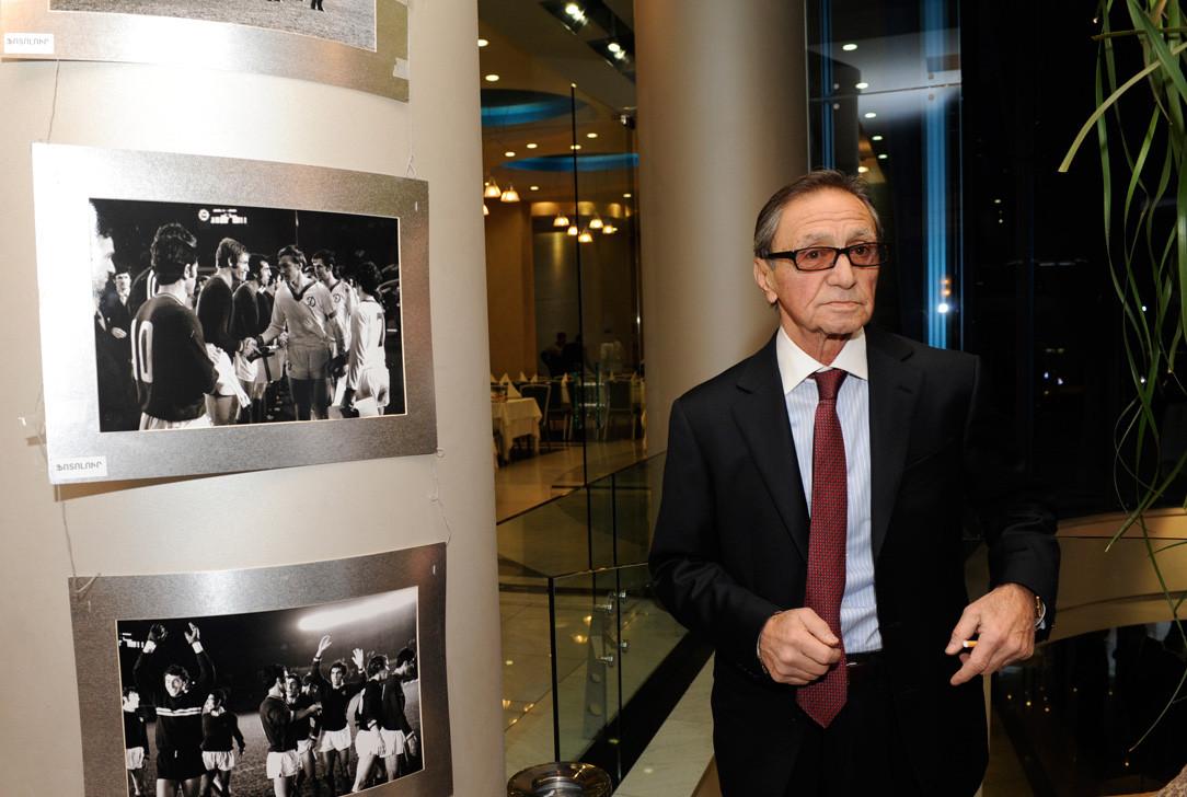 40 лет. Торжественный вечер, вручение наград Президентом Армении, Маркаров