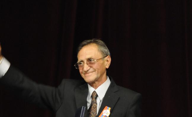 Маркаров вручение медали