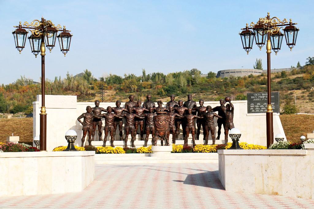 Мемориал Арарат 73