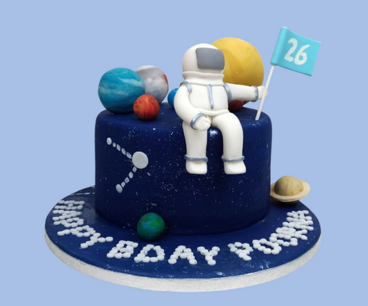 Space cake.