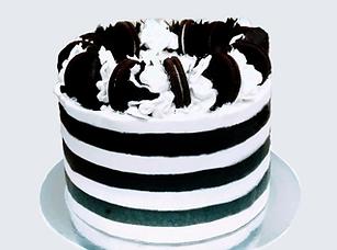 Chocolate Oreo Cake freshly made to order