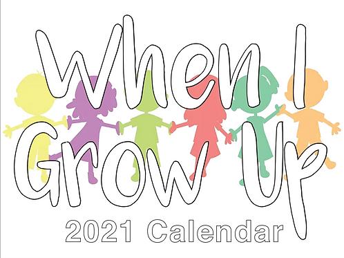 2021 Connecticut Kids Calendar