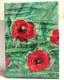 """Remembrance Day - 6"""" x 4"""""""