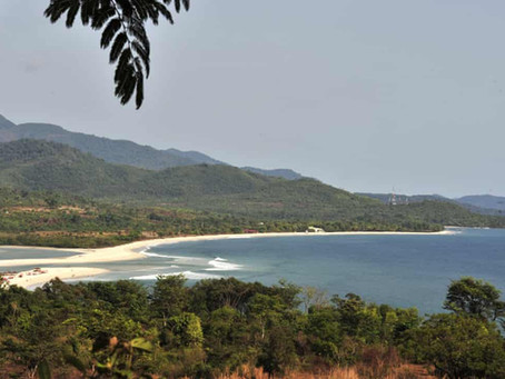DID SIERRA LEONE JUST SELL A PROTECTED RAINFOREST AND BEACH TO CHINA TO BUILD A FISHING PORT?