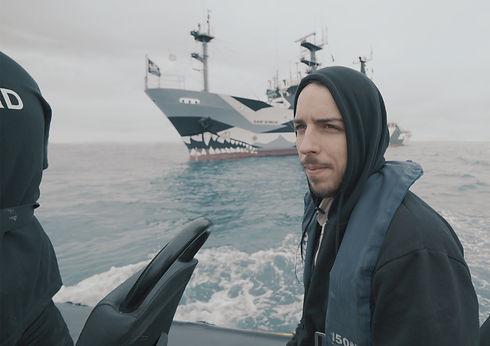 Ali with Sea Shepherd Sharp.jpg