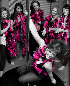 Pole Dancing Stagette Bachelorette