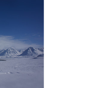 1926 Roald Amundsen Tower - 2 x 297mm x 420mm Color Photograph and Carbon Based Ink on Photo Paper - 2012