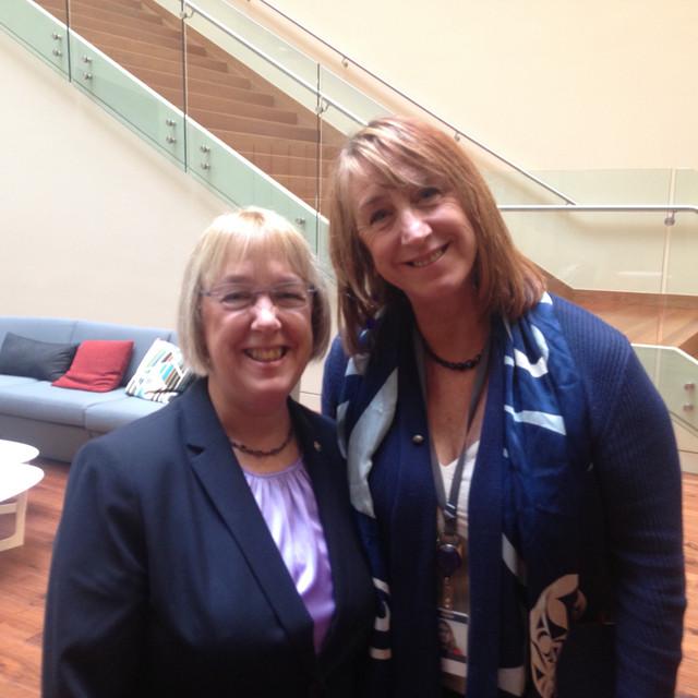 Senator Patty Murray, working on 21st century cures