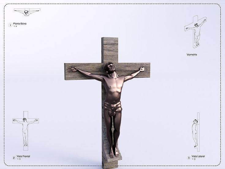 Sculpture Jesus High Quality