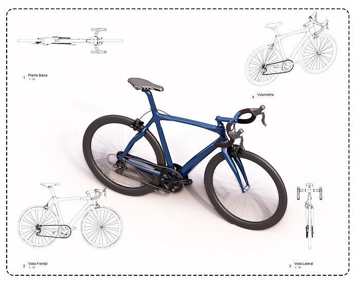 Bike Revit High Quality