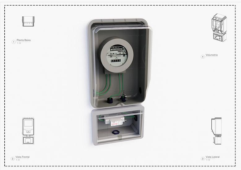 H Energy meter Revit High Quality