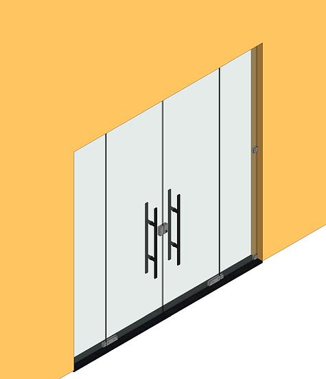 Parametrics Door 08 High Quality