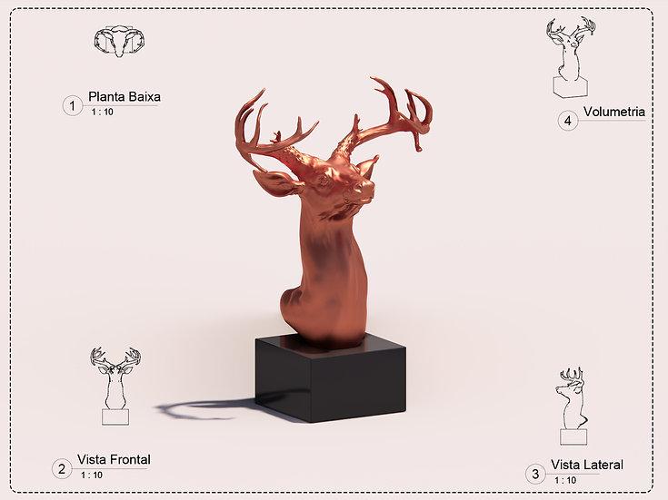 Sculpture 03 Revit High Quality