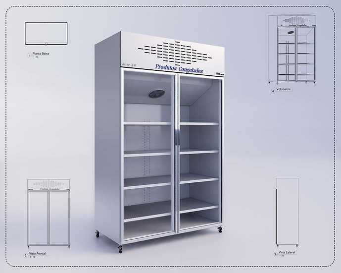 Freezer CFG High Quality