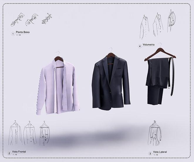 Clothes Revit High Quality