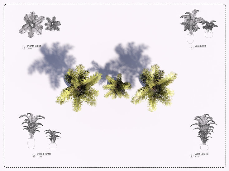 Plant Revit 18 High Quality