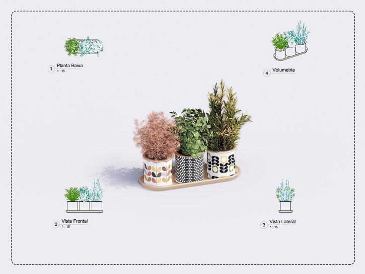 Plant Revit 10 High Quality