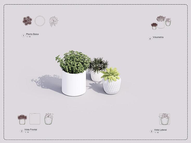 Plant Revit 4 High Quality