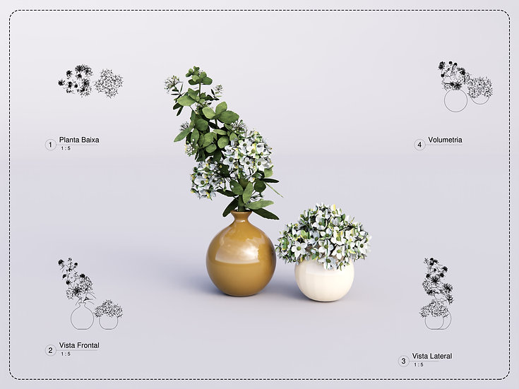 Plant Revit 23 High Quality
