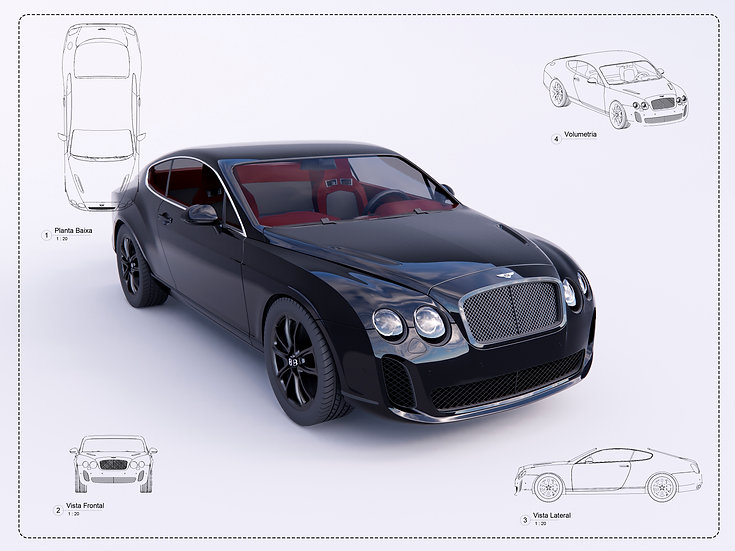 Bentley Revit High Quality