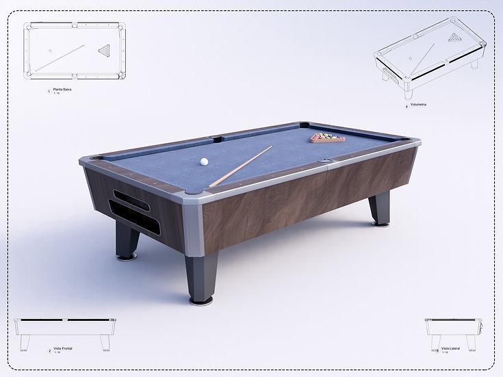 Pool Table High Quality