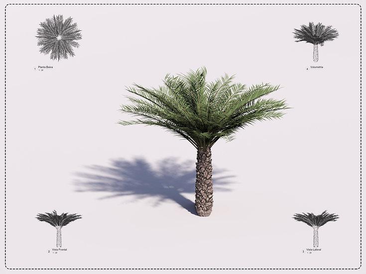 Plant Revit 16 High Quality