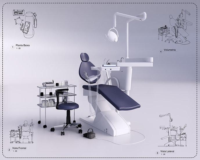 Set Dentist Revit High Quality