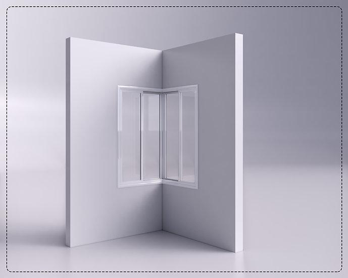 Parametric F Window Corner High Quality