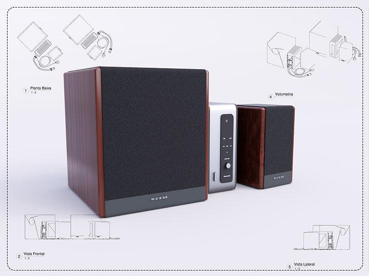 Sound System Revit High Quality