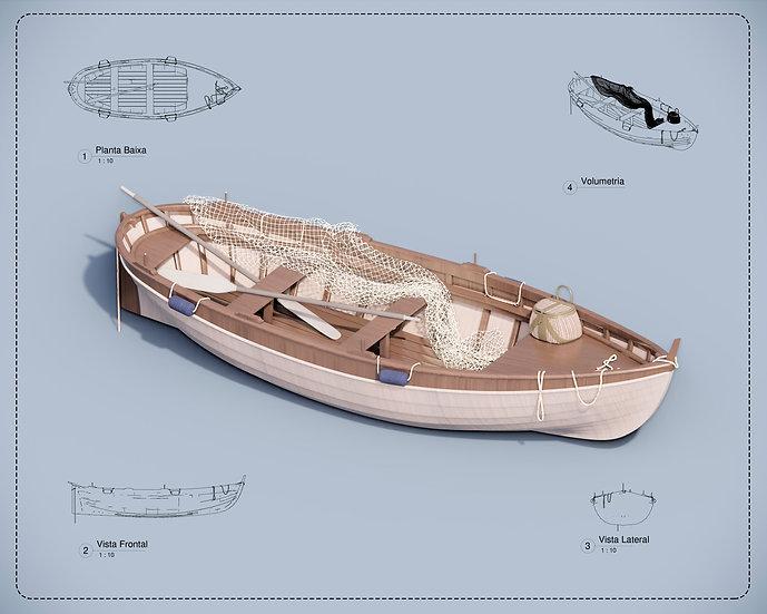 Canoe Panamera Revit High Quality