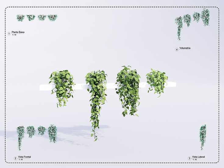 Plant Revit 8 High Quality