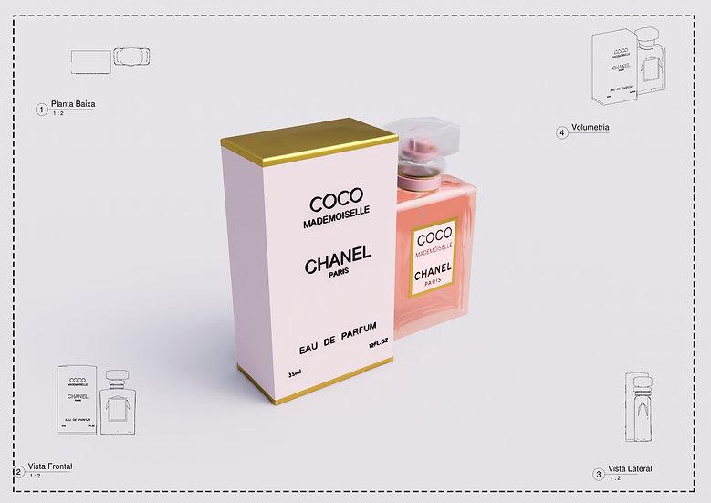 Perfum Coco Chanel Revit High Quality