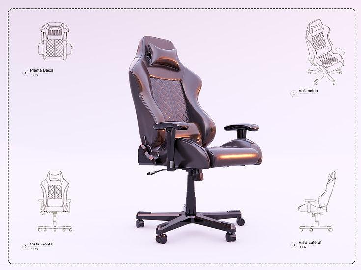 Chair Revit 12 High Quality