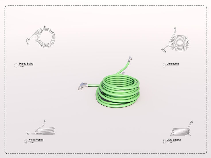 Garden Hose Revit High Quality