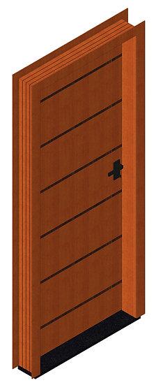 Parametrics Door 02 High Quality