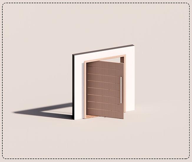 Parametrics C Door 06 High Quality
