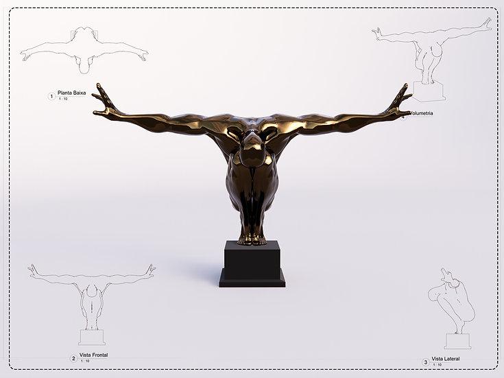 Sculpture 04 Revit High Quality