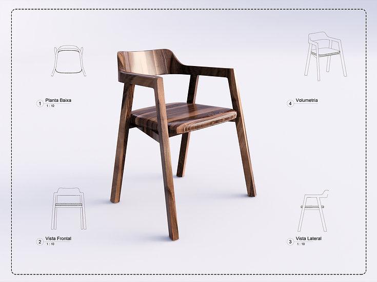Chair Revit 24 High Quality