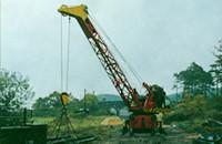 Work begins in 1982