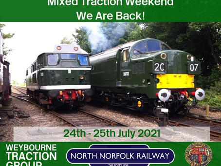 2021 Mixed Traction Weekend